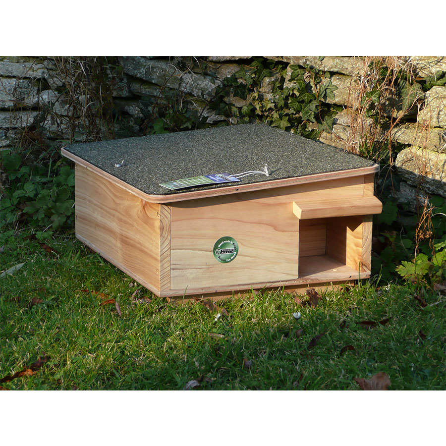 Hedgehog Feeder or Habitat
