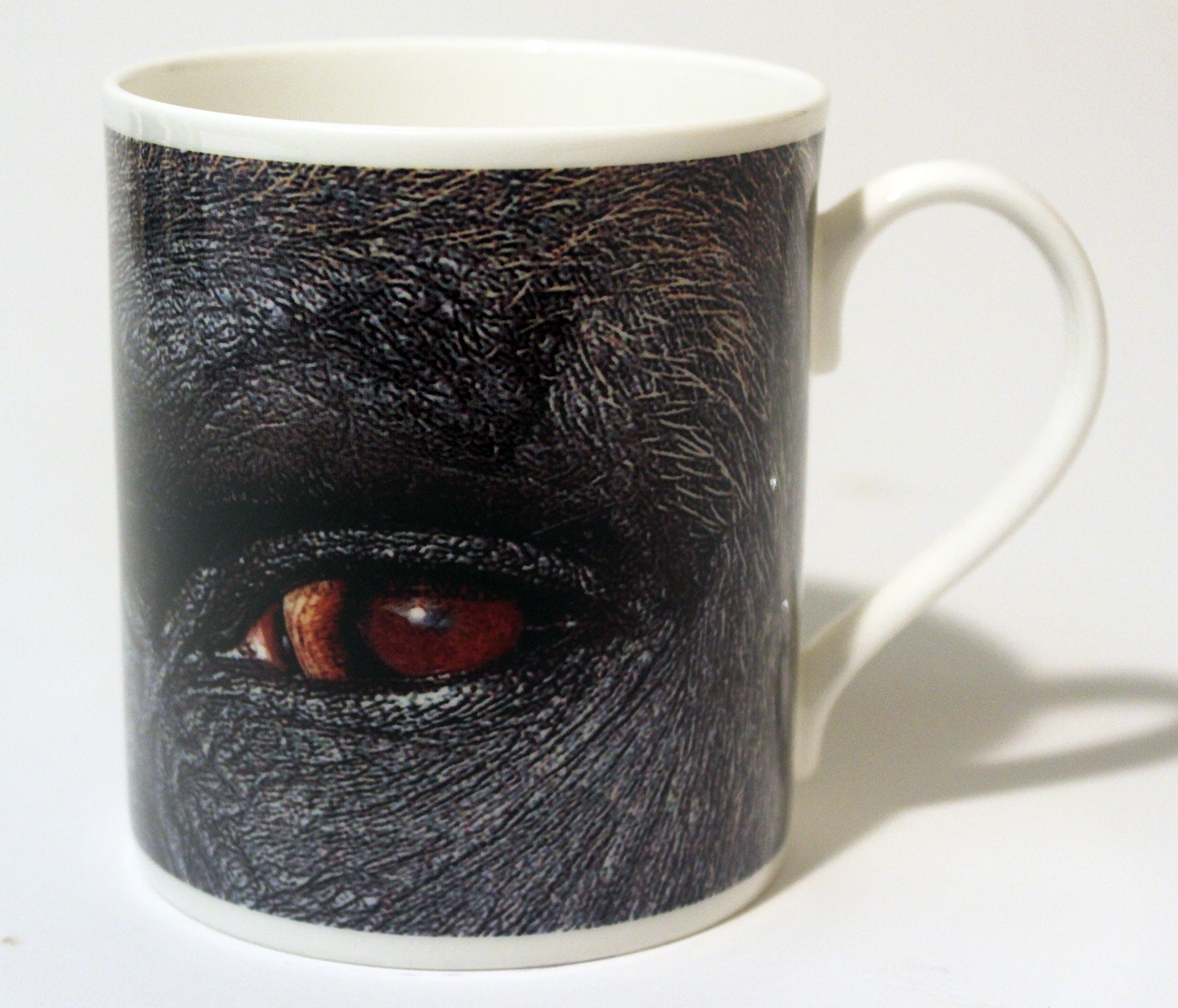 China Mug – Gorilla Eyes