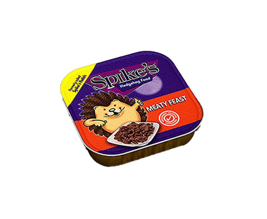 Spikes Meaty Feast Hedgehog Food