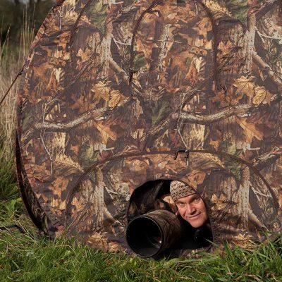 The Simon King Wildlife Hide