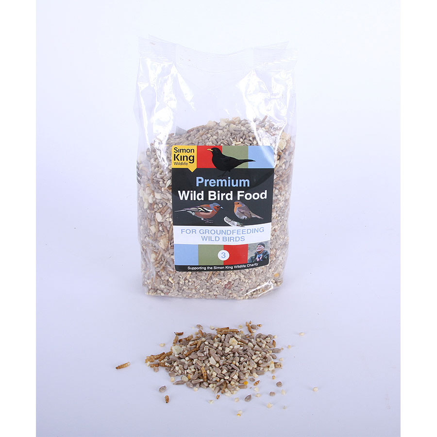 Premium Wild Bird Food – Mix 3