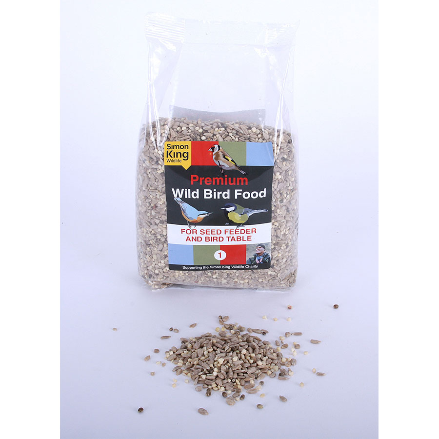 Premium Wild Bird Food – Mix 1