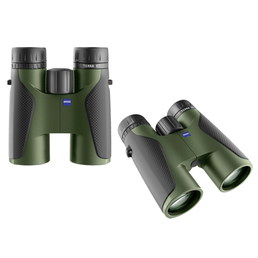 ZEISS Terra ED 8×42 – Black/Green