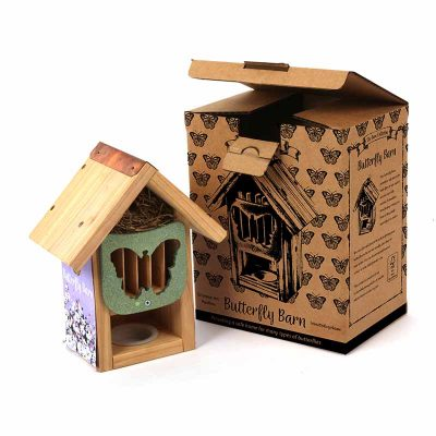 Gift boxed Butterfly Barn