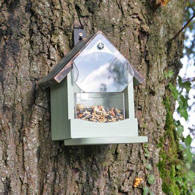 Craftsman Squirrel Feeder