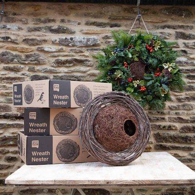 The Simon King Wreath Nester