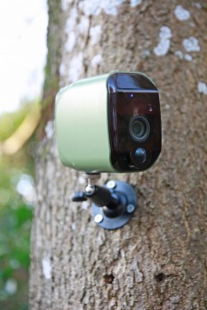 Wireless Wildlife observation Camera