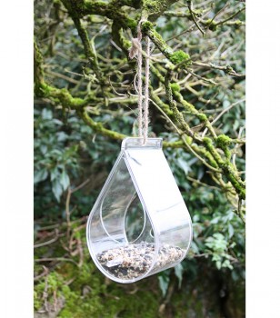Dew Drop Window Feeder