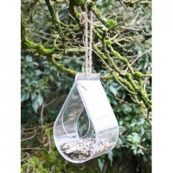 Dewdrop Wild Bird Window Feeder