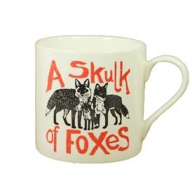 Collective Noun Mug – Foxes