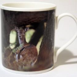 China Mug – Deer
