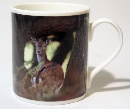 China Mug - Deer Image