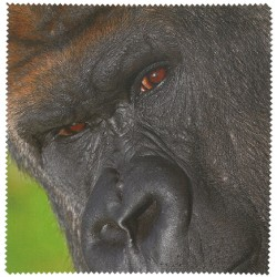 Lens Cloth – Gorilla Eyes