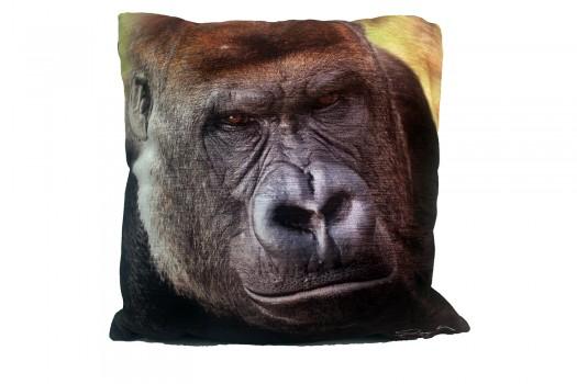 43cm Cushion - Gorilla