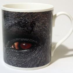 China Mug – Gorilla Eyes