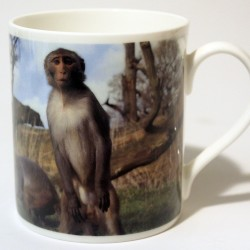 China Mug – Monkeys