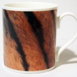 China Mug – Tiger Skin