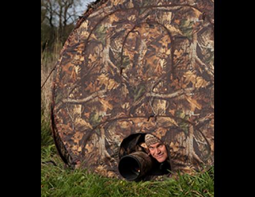 How to fold away the award winning Ultimate Simon King Wildlife Hide…