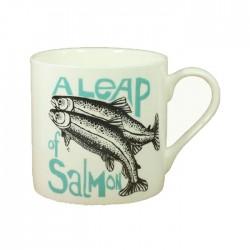 Large Collective Noun Mug – Salmon