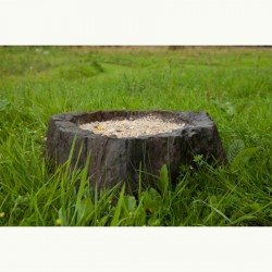 Simon King Wildlife Ground Feeder