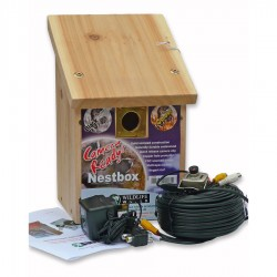 Colour & Infrared Camera Nest Box