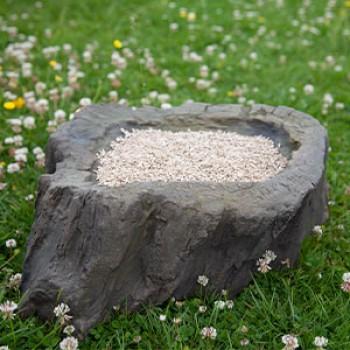 simon king ground feeder with seed